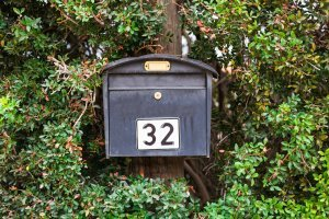 mail box lockouts